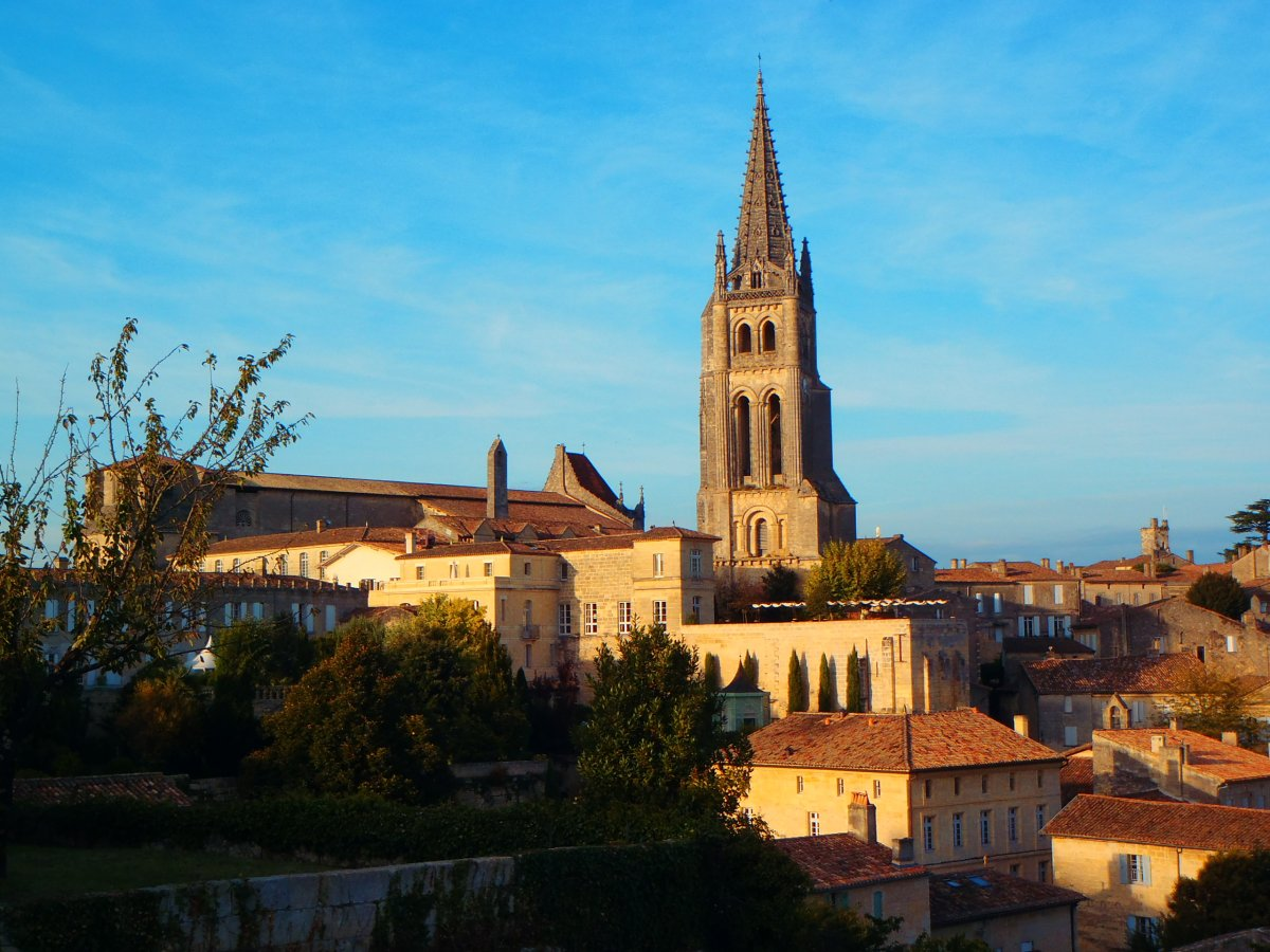 A Romp In The South Of France Day 1 Bordeaux St