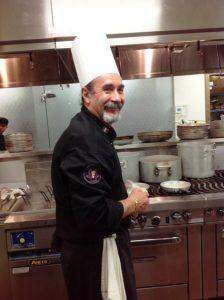 Saskatchewan - Regina - La Fortuna Ristorante - Chef Gianni - 2 Salloum