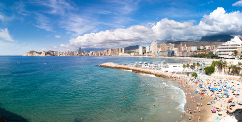 Benidorm, Alicante , Spagna 2