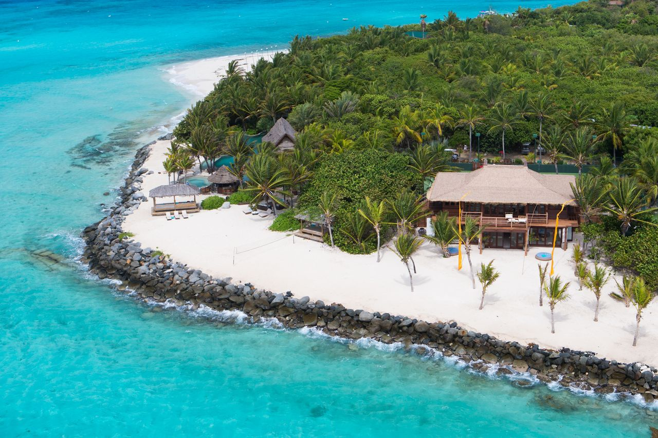 Great house is back branson s necker island dave s travel corner