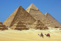 Great Pyramids of Egypt – August 2013