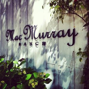 Taste of Sonoma, MacMurray Ranch