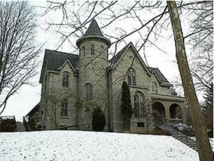 The Arts Castle just north of Columbus serves as a cultural arts center for Delaware County.