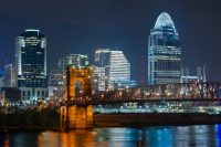 A Car Road Trip Travel Guide for Cincinnati, Ohio