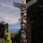 Famous Totem Poles, Stanley Park