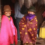 Two Ecuadorian women
