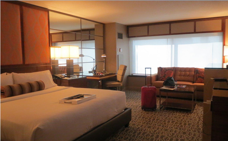 The Luxurious Mgm Grand Las Vegas Dave S Travel Corner