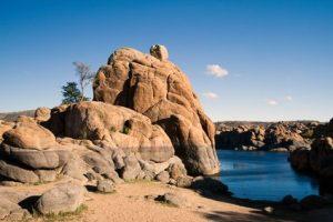 Watson Lake in Prescott