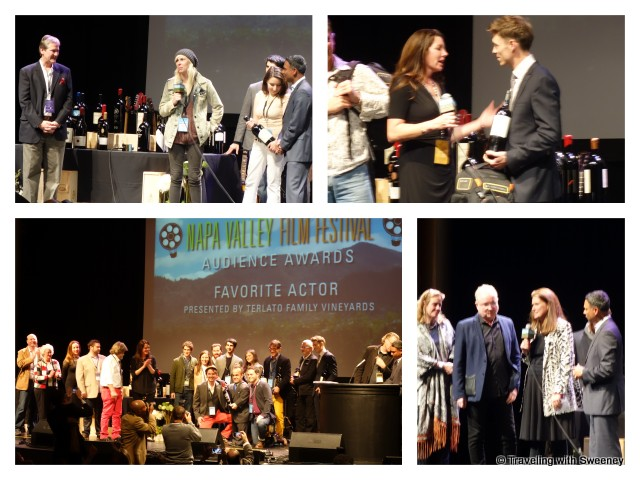 Awards Ceremony at Uptown Theater