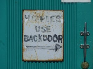 Backdoor-Hippies
