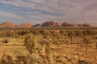 My Journey to the massive Kata Tjuta stones in Australia