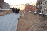 The El Is Swell @ New York City's High Line Park
