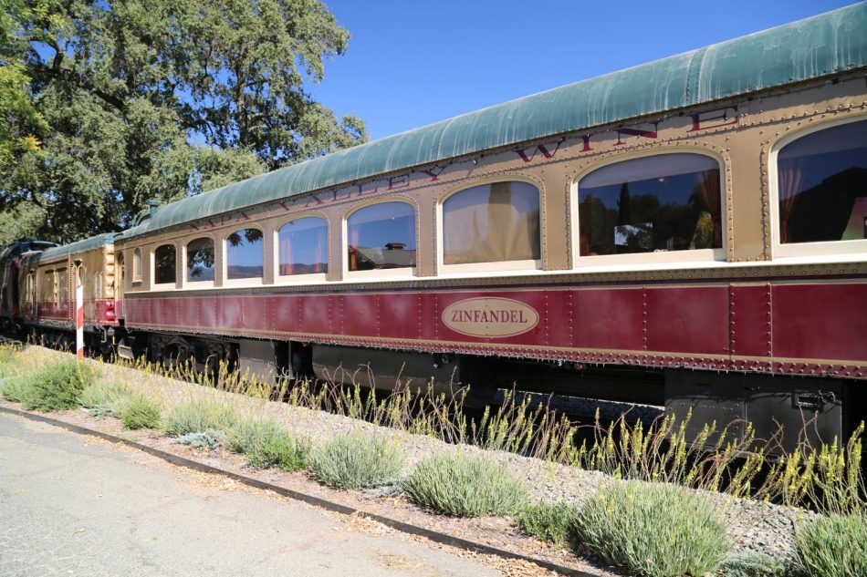 Napa-Wine-Train