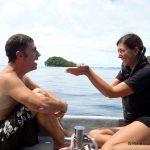 Impac tours, Whale Island