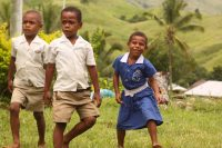 A visit to Navala, a traditional Fijian Village