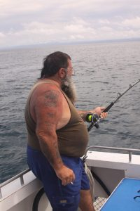 Billy, Captain of Outrageous Charters