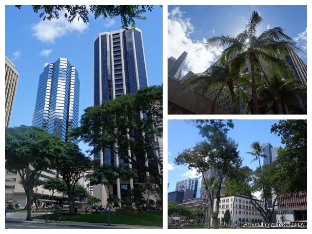 """Downtown Honolulu"""
