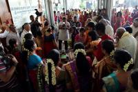An Indian Wedding at Kuala Lumpur's Batu Caves