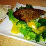 Dinner in Arai