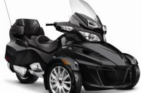 Can-Am Spyder Partnership
