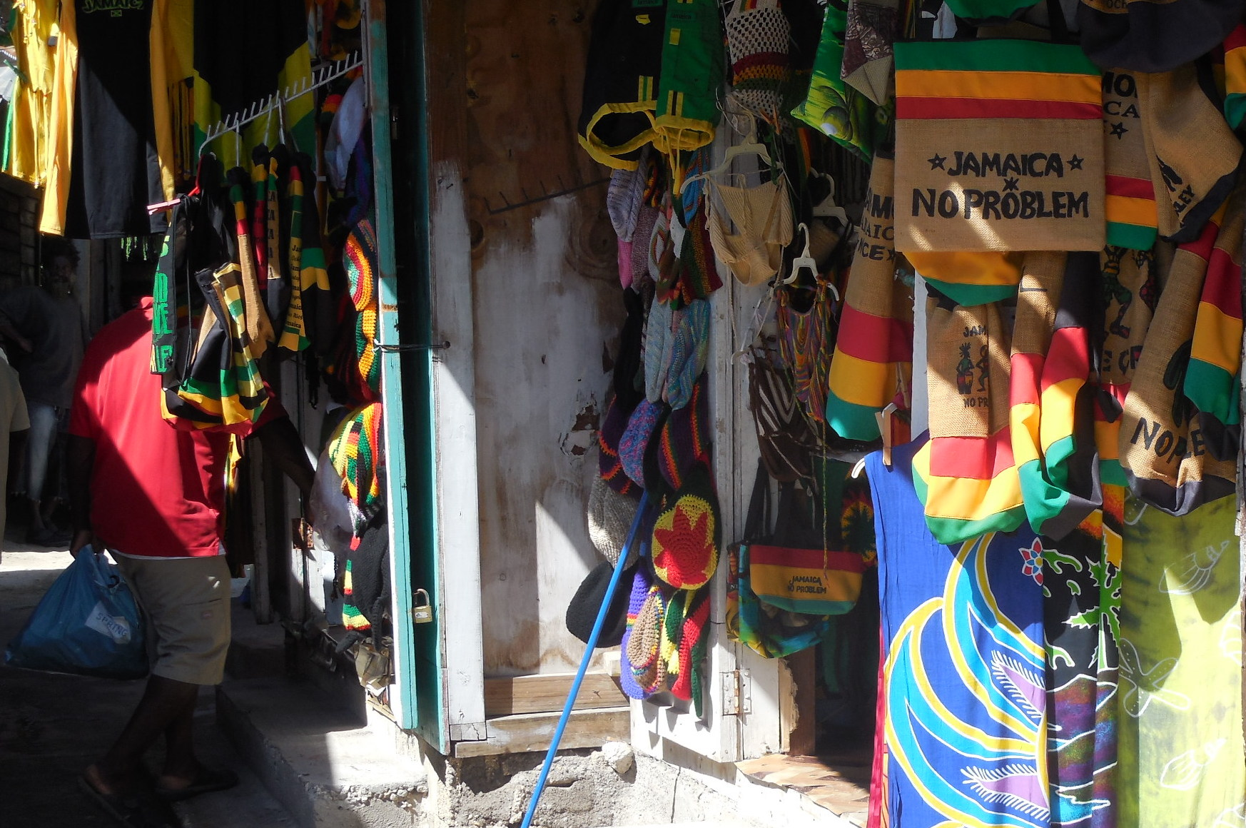 Jamaican clothing stores