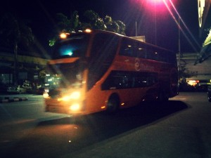 Night bus