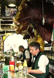 Bulls and tapas