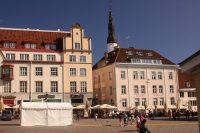 Exploring Historic Tallinn, Estonia