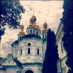 Cathedral in Pechersk Lavra