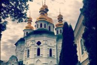 A Quick Stopover in Kiev, Ukraine