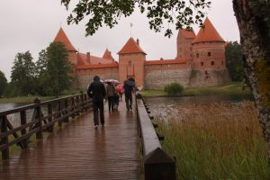 The Trakai Island Castle