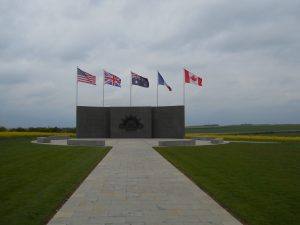 Australian Memorial of Le Hamel