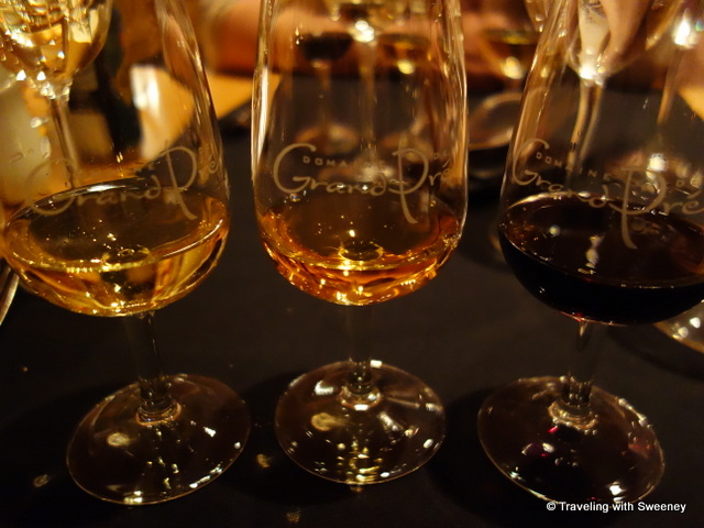 """""""Luscious wines of Domaine de Grand Pré"""""""