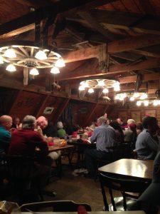 Inside Sconyers BBQ