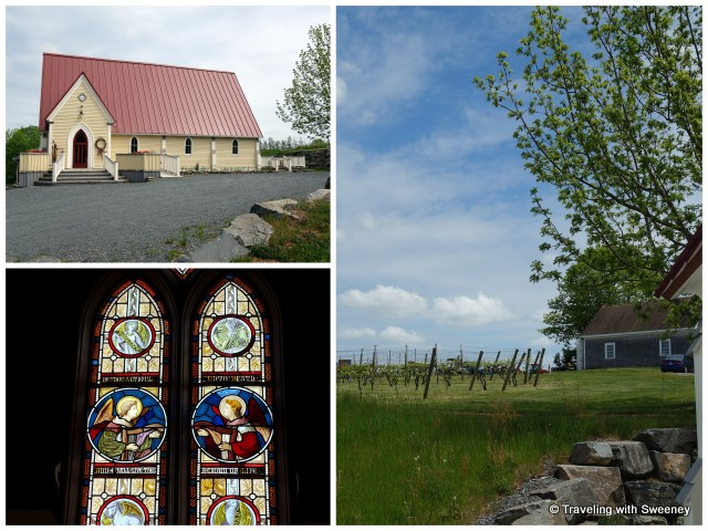 """Avondale Sky Winery, Nova Scotia"""