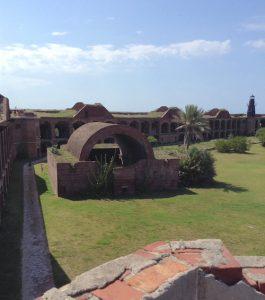 Tortugas Courtyard 3