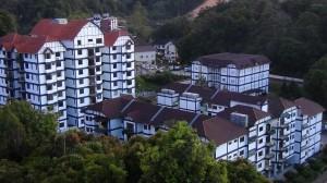 Tudor styled hotels & resorts