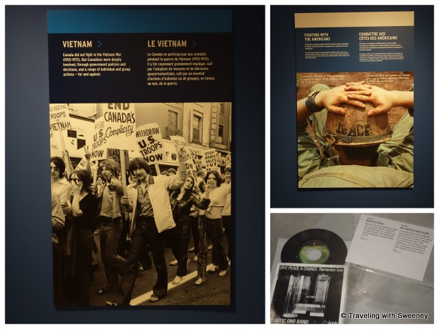 Peace - The Exhibition at Canadian Museum of Immigration