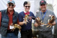 Dungeness Crab & Seafood Festival – Home of the Dungeness Crab, Port Angeles, WA