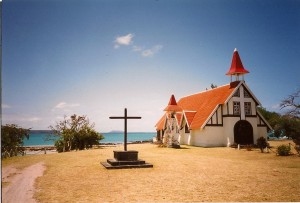 mauritius cross