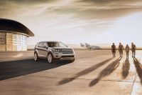Land Rover Launches Competition: Win Trip to Space