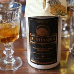 Bentianna, a drink made from a 15th century recipe
