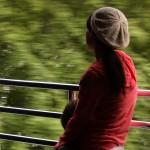 woman-train