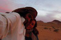 Culture and Work Exchange in Jordan's Wadi Rum Desert