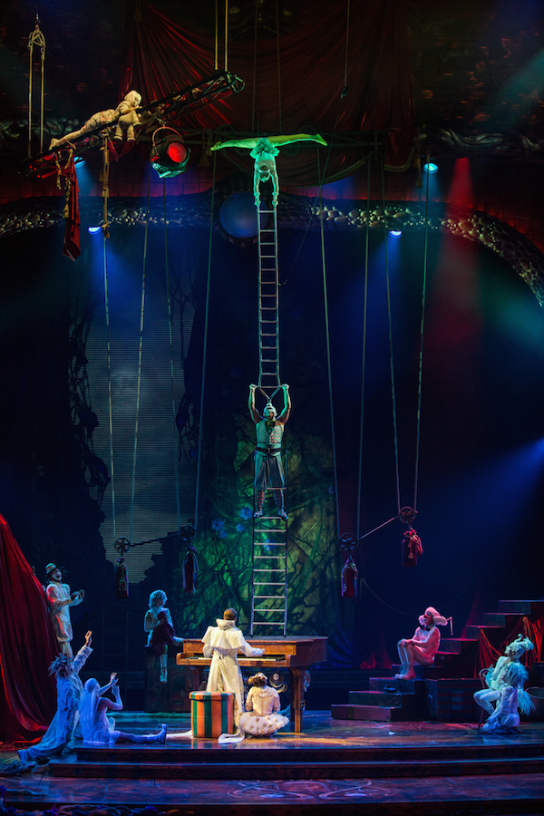 Photo by Matt Beard; ©Cirque du Soleil
