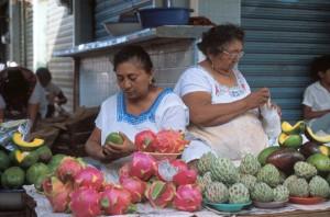 Mexico-MayanWomenmarket