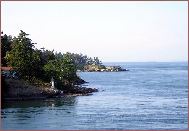 Gulf Islands British Columbia