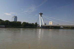 UFO Tower, Danube - Bratislava