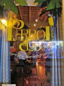 parrot-Club