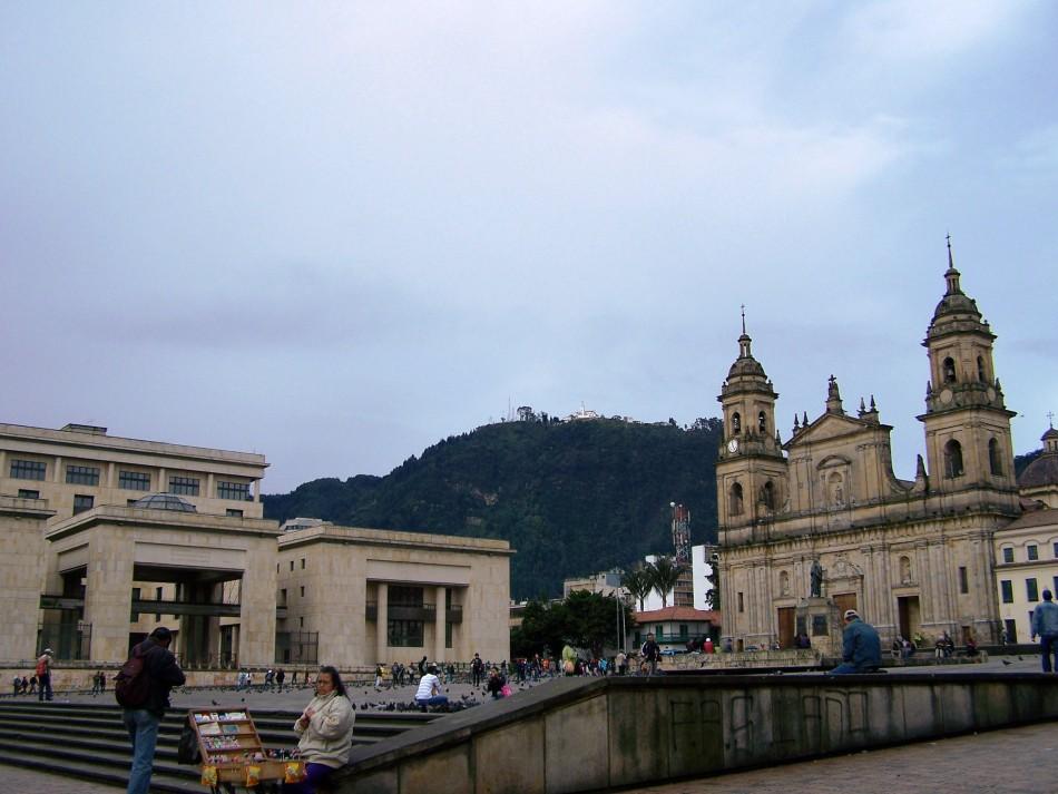 Plaza Simon Bolivar